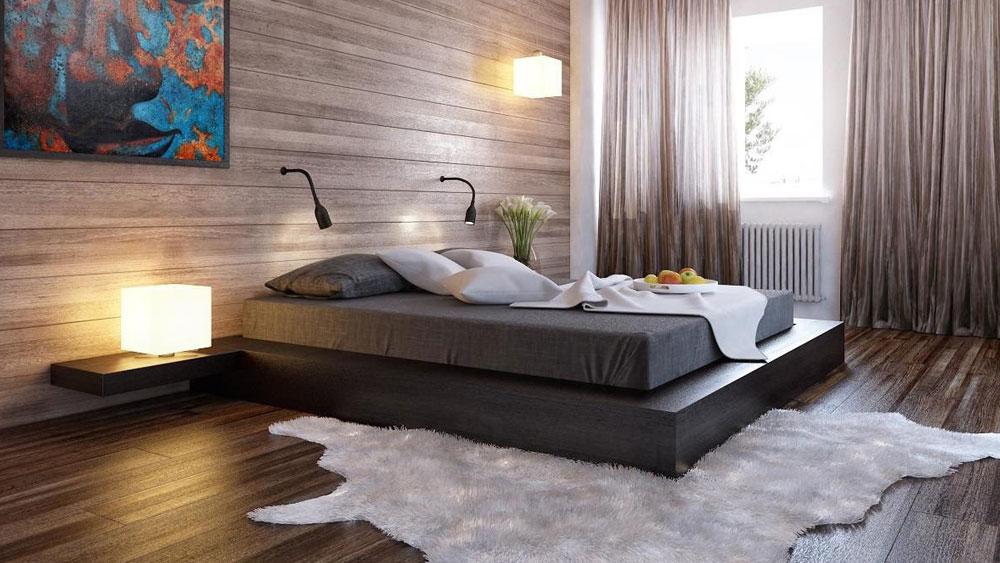 La iluminación del dormitorio de un hogar debe invitar al relajamiento y al bienestar. Para que un dormitorio sea confortable, necesita la flexibilidad que los diferentes tipos de luz le pueden dar. Distribuya la iluminación por toda la habitación de acuerdo con su utilidad y sus hábitos personales.