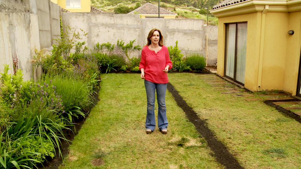 H galo usted mismo c mo hacer una bodega de exterior - Como preparar el jardin ...