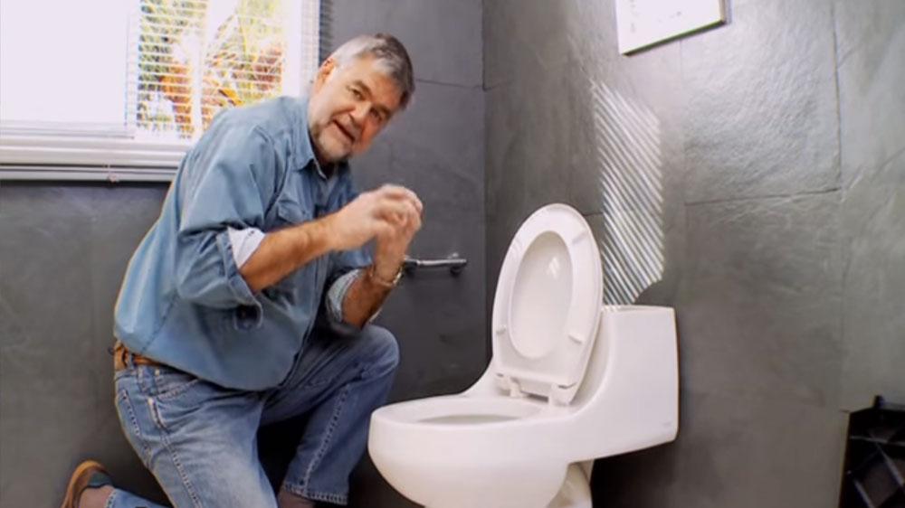 Papel De Baño Al Inodoro:Hágalo Usted Mismo – ¿Cómo instalar un WC?