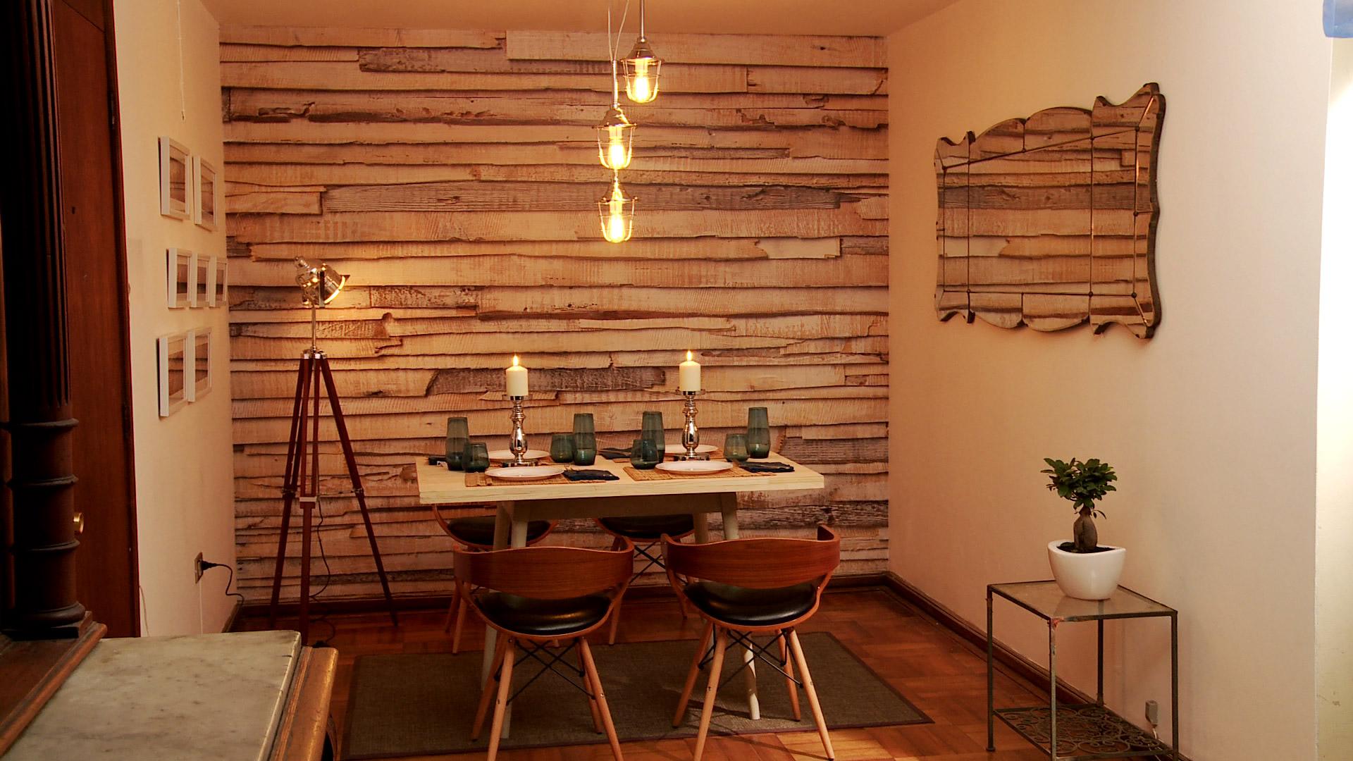 H galo usted mismo c mo mejorar un comedor for Ideas decoracion interiores