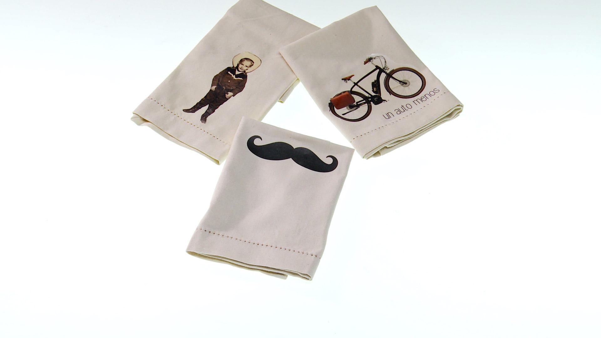 Hacer impresiones tipo transfer, es decir por transferencia de calor, permite personalizar diferente textiles como poleras, servilletas, bolsas de género y hasta jockey.