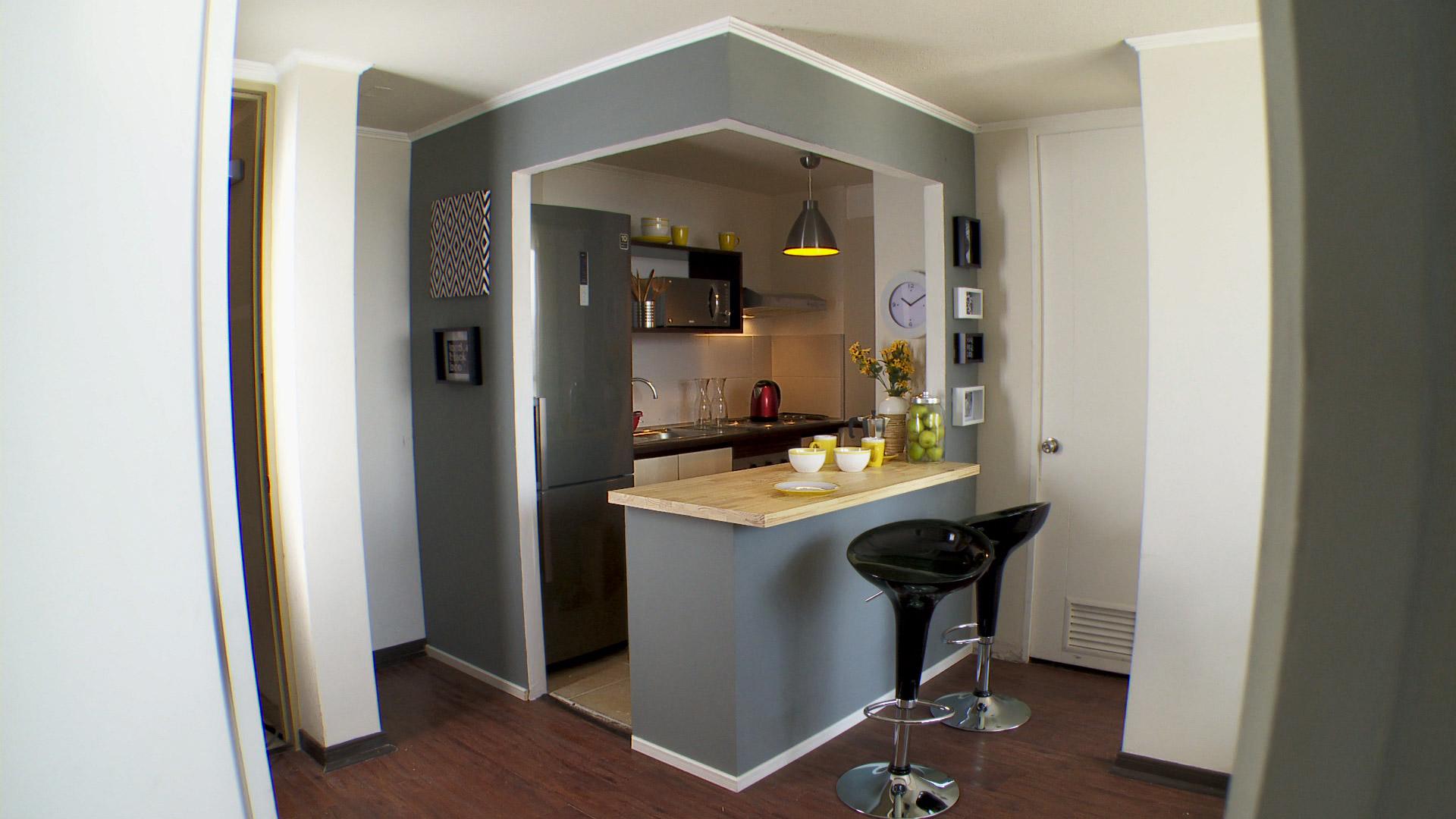 H galo usted mismo c mo modernizar una cocina de for Como instalar una cocina integral pdf