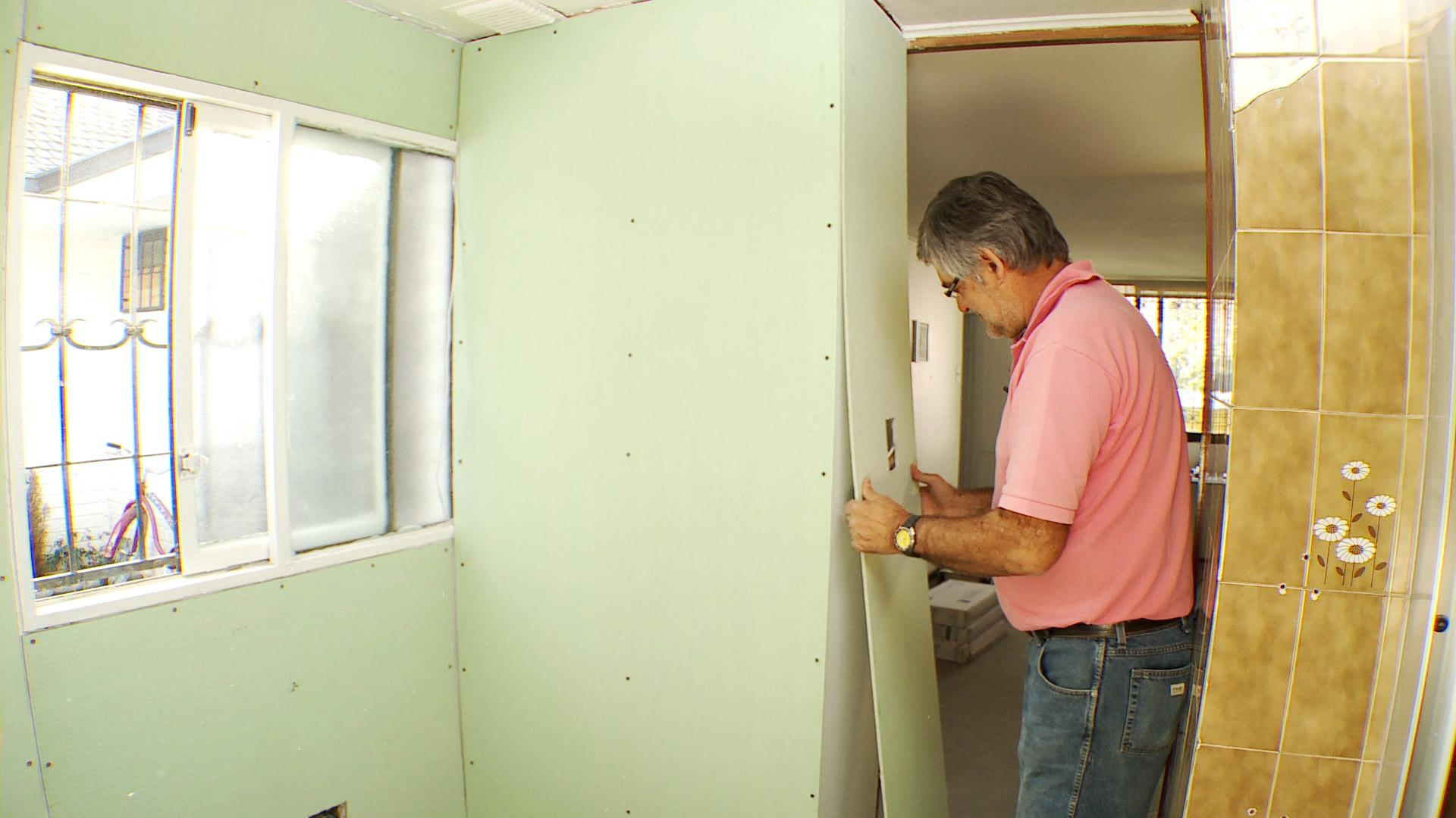 H galo usted mismo c mo tener una superficie rugosa - Como solucionar humedades en paredes ...