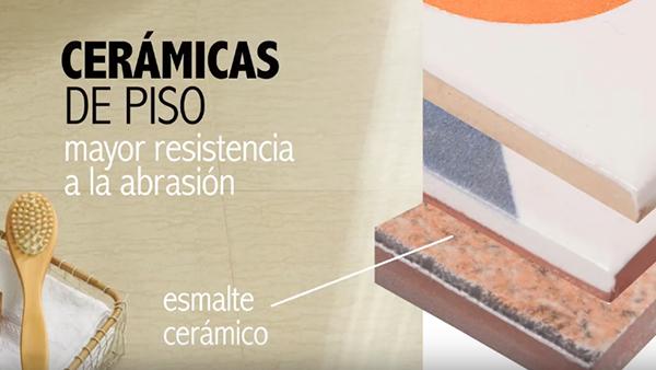Las cerámicas son sin duda los revestimientos que más se usan en baño, cocina y exterior. Por ello para su elección hay varios elementos a considerar y puede verlos en este video.