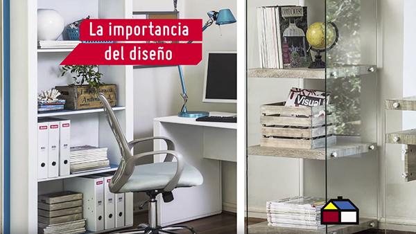 Una estantería no es solo para organizar la decoración e implementos de nuestra casa, sino que exponer tanto para nosotros como para nuestras visitas los mejores elementos que nos representen.