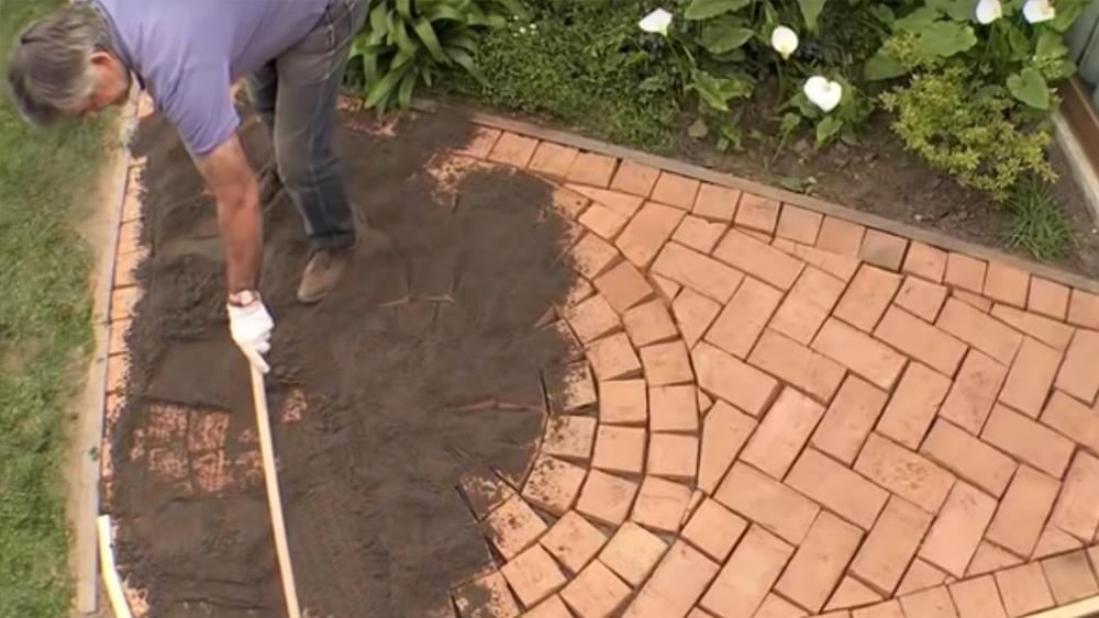 ¡Aprende a hacer un suelo de ladrillos!