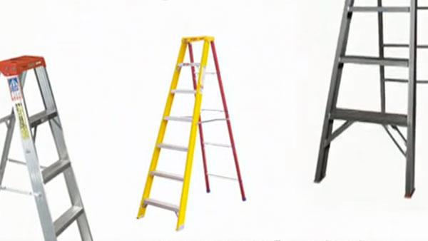 Para hacer trabajos en altura hay que tomar ciertas precauciones, lo primero es contar con andamios y escaleras en buen estado y seguras. También hay que usar arnés y un cabo de amarre.